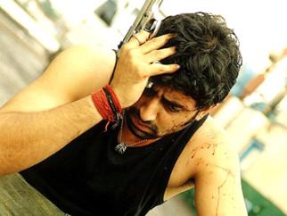 Movie Still From The Film Yuva Featuring Abhishek Bachchan