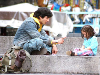 Movie Still From The Film 36 China Town,Shahid Kapoor