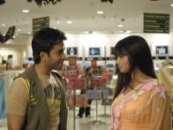 Movie Still From The Film Kya Love Story Hai,Tusshar Kapoor,Ayesha Takia Azmi