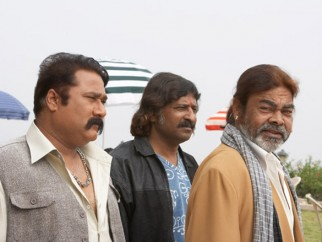 Movie Still From The Film Halla Bol