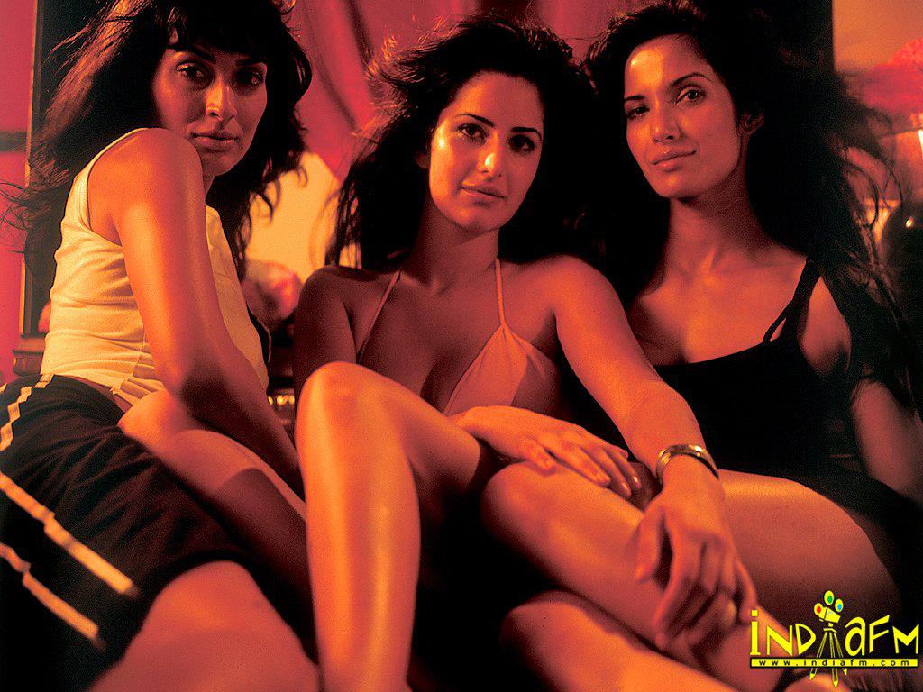 Padma Lakshmi,Madhu Sapre,Katrina Kaif