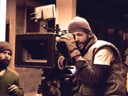 On The Sets Of The Film Lakshya Featuring