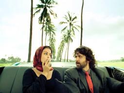 Movie Still From The Film Guzaarish,Aishwarya Rai,Hrithik Roshan