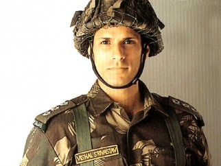 Movie Still From The Film Lakshya Featuring Sushant Singh