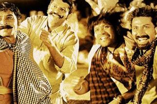 Movie Still From The Film Mumbai Se Aaya Mera Dost