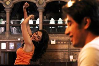 Movie Still From The Film London, Paris, New York,Aditi Rao Hydari,Ali Zafar