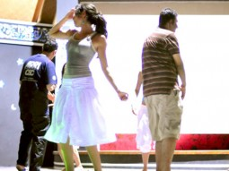 On The Sets Of The Film Kites Featuring