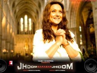 Movie Still From The Film Jhoom Barabar Jhoom,Preity Zinta