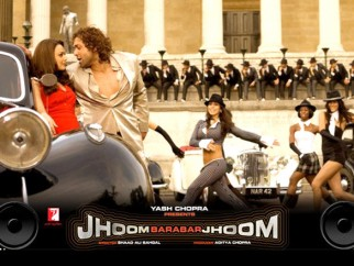 Movie Still From The Film Jhoom Barabar Jhoom,Preity Zinta,Bobby Deol