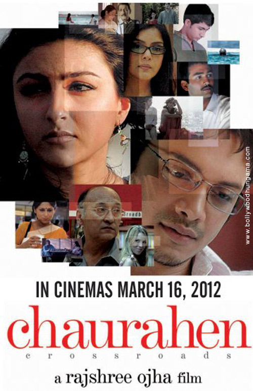 First Look Of The Movie Chaurahen-Crossroads