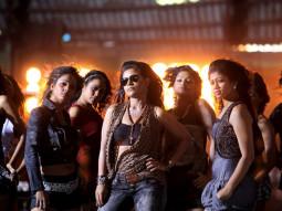 Movie Still From The Film Bittoo Boss,Amita Pathak