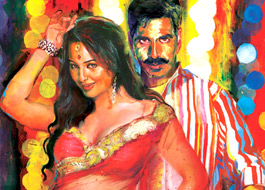 Rowdy Rathore promo to be launched at BDD chawls in Mumbai