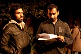 On The Sets Of The Film Jannat 2,Emraan Hashmi,Kunal Deshmukh