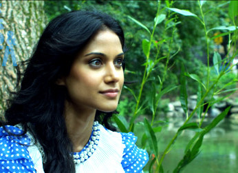 Movie Still From The Film Love Lies & Seeta