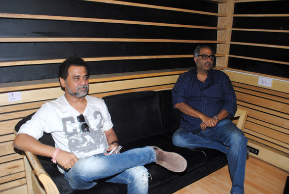 Anu Malik sang Marathi song for 'No Entry Pudhe Dhoka Aaahey'