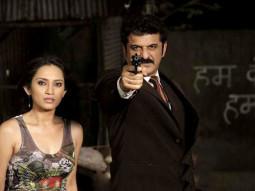 Movie Still From The Film Rakhtbeej,Rajesh Khattar