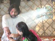 Movie Still From The Film Rakhtbeej,Maanas Srivastava