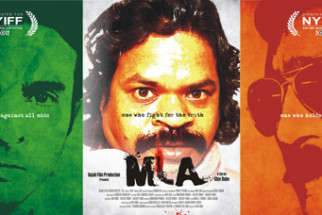 First Look Of The Movie MLA - An Inside Intruder