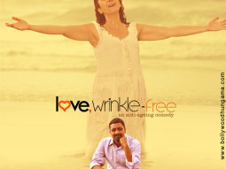 First Look Of The Movie Love, Wrinkle-free