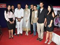 Photo Of Mansi Pritam,Kawal Sharma,Dimple Patel,Rajat Kapoor,Vikram Rai,Nimesh Srivastava,Roop Bhatia From The First look launch of 'Delhi Eye'