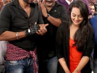 Ajay Devgn, Ashwani Dhir, Sonakshi Sinha