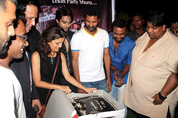 Press meet of 'ABCD – Any Body Can Dance'