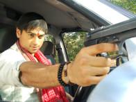 Movie Still From The Film Chakradhaar,Abhishek Anand,Urvashi Sharma