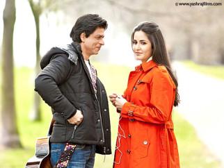 Shahrukh Khan,Katrina Kaif