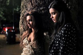 Movie Still From The Film Cocktail,Deepika Padukone,Diana Penty