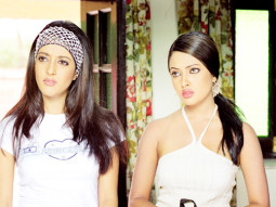 Movie Still From The Film 3 Bachelors,Raima Sen,Riya Sen