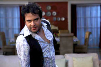Movie Still From The Film Mera Naam Chin Chin Choo,Krishna Abhishek