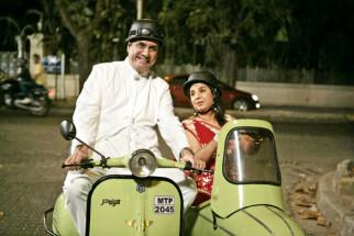 Movie Still From The Film Shirin Farhad Ki Toh Nikal Padi,Boman Irani,Farah Khan