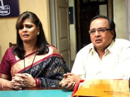 Movie Still From The Film Maut,Amita Nangia,Rakesh Bedi