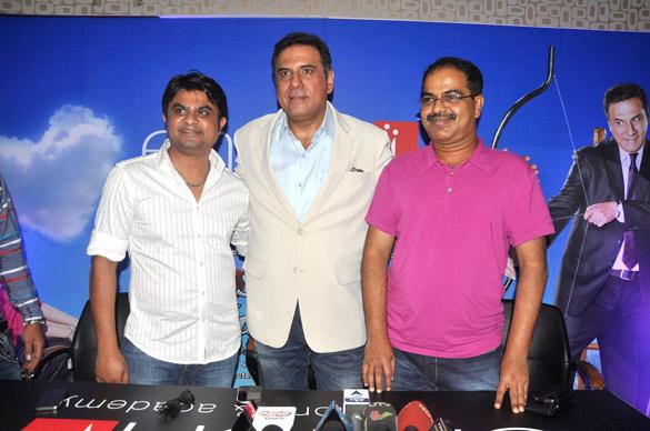 Boman-Farah promote 'Shirin Farhad Ki Toh Nikal Padi' at Enrich Salons & Academy