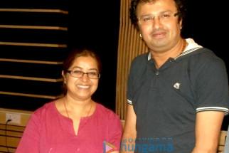 Rekha Bhardwaj, Nikhil Kamath