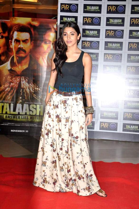 Premiere of 'Talaash'