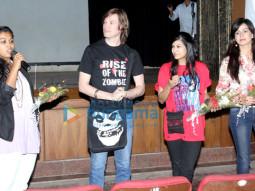 Luke Kenny, Devaki Singh, Kirti Kulhari