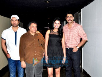 Sudhanshu Pandey, Ashok Kohli, Sayali Bhagat, Priyanshu Chatterjee