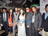 Leander Paes, Puja Bose, Gulshan Grover