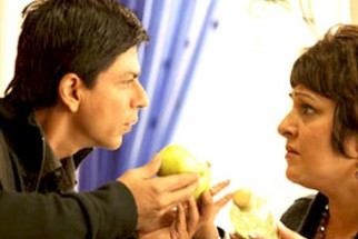 Movie Still From The Film My Name is Khan,Shahrukh Khan,Navneet Nishan