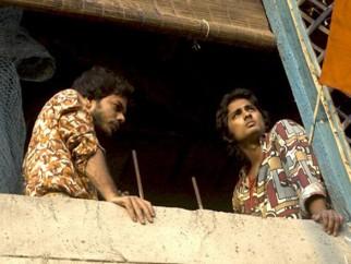 Movie Still From The Film Striker,R. Siddharth,Ankur Vikal