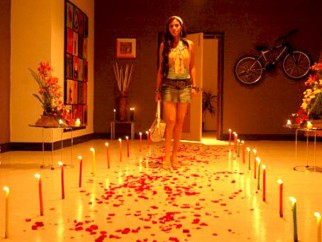 Movie Still From The Film Click,Sada