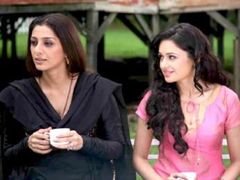 Movie Still From The Film Toh Baat Pakki,Tabu,Uvika Chaudhary