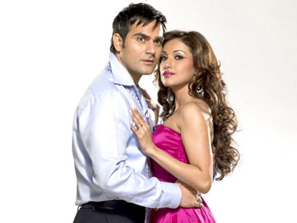 Arbaaz Khan,Madhuri Bhattacharya