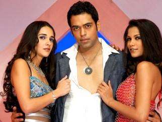 Movie Still From The Film Prem Kaa Game,Tara Sharma,Samir Kochhar