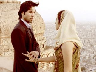 Movie Still From The Film Lahore,Aanaahad,Shraddha Das