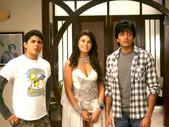 Vishal Malhotra,Jacqueline Fernandez,Ritesh Deshmukh
