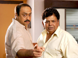 Movie Still From The Film City of Gold,Sachin Khedekar