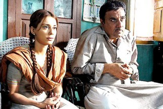 Movie Still From The Film Well Done Abba,Minissha Lamba,Boman Irani