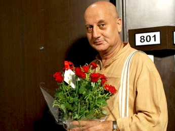 Movie Still From The Film Apartment,Anupam Kher